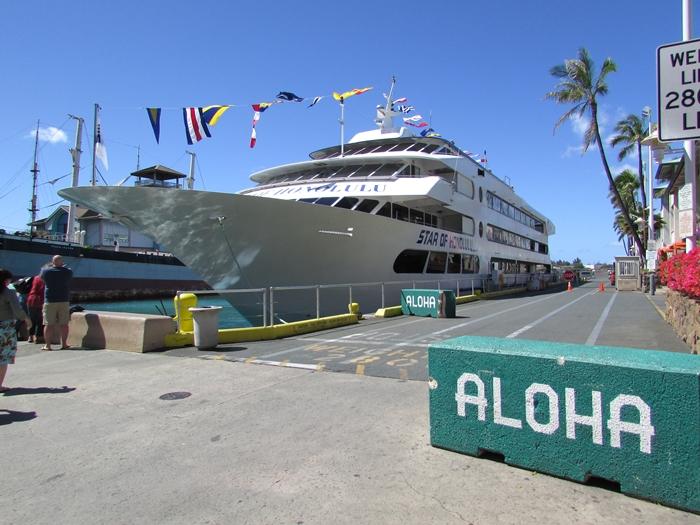 【ハワイ05】オアフでホエールウオッチング・ツアーに参加!ちゃんとクジラが見れました♪ (10)