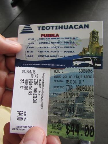 【メキシコ08】世界で三番目?!テオティワカン・太陽のピラミッド (2)