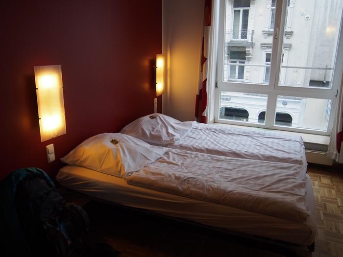 【ドイツ07】フランクフルトの安宿「Five Elements Hostel」と「FRANKFURT HOSTEL」 (10)