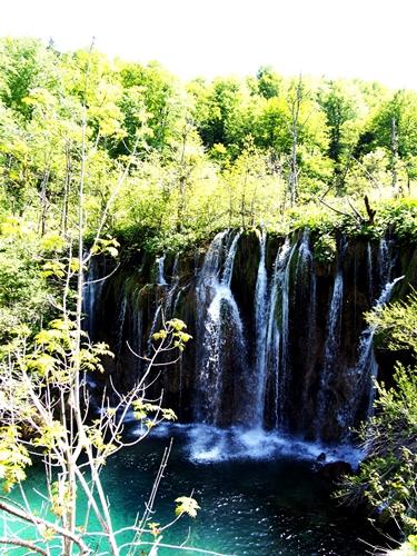 【クロアチア03】青と緑の美しいコントラスト。。世界遺産プリトヴィッツェ湖群国立公園 (17)