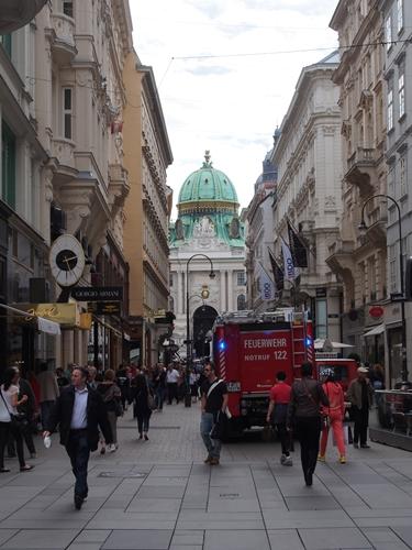 【オーストリア02】ザッハトルテも忘れずに!一日でウィーンの町を観光♪ (30)