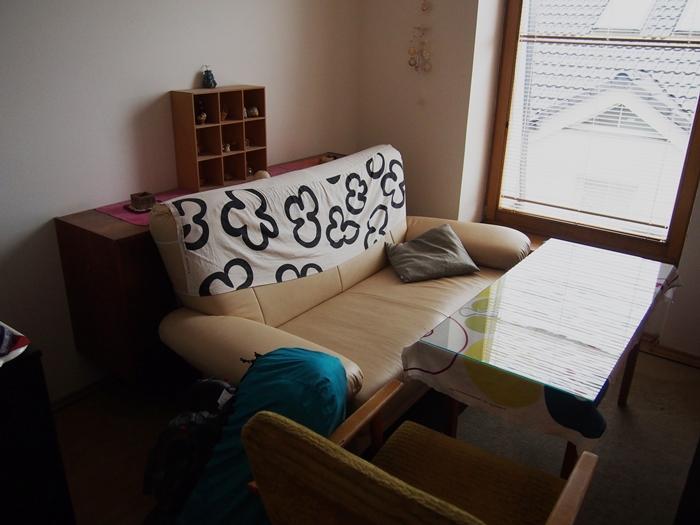 【チェコ03】予算オーバー…なものの、とっても快適なプラハの日本人宿「桐淵」♪ (6)
