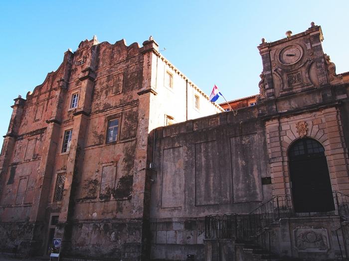 【クロアチア05】アドリア海の真珠!世界遺産の城塞都市ドゥブロヴニク観光Part1 (34)