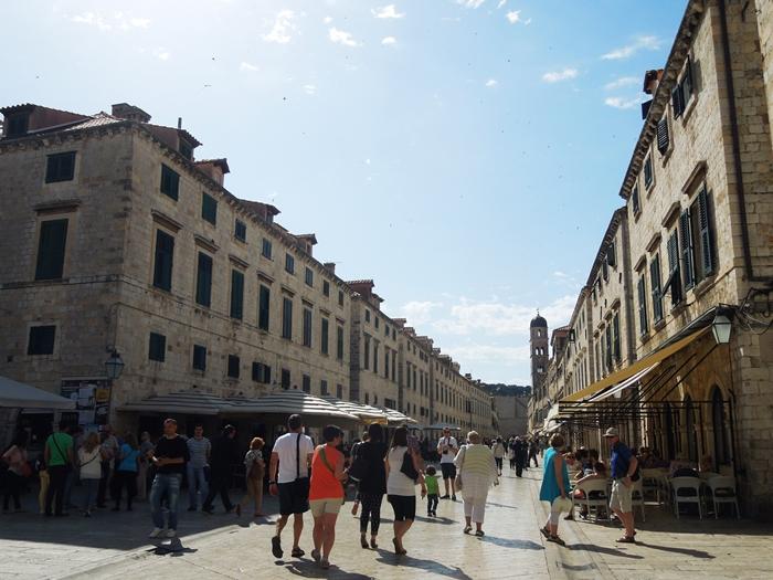 【クロアチア05】アドリア海の真珠!世界遺産の城塞都市ドゥブロヴニク観光Part1 (13)