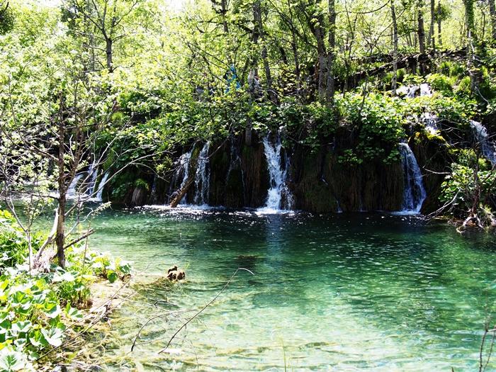 【クロアチア03】青と緑の美しいコントラスト。。世界遺産プリトヴィッツェ湖群国立公園 (16)