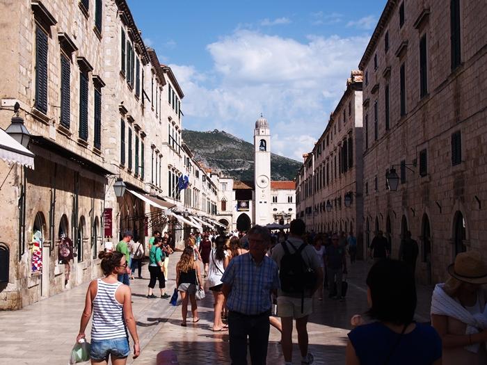 【クロアチア05】アドリア海の真珠!世界遺産の城塞都市ドゥブロヴニク観光Part1 (29)