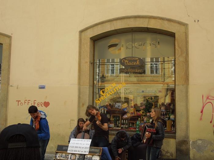 【チェコ02】中世ヨーロッパの雰囲気を色濃く残す世界遺産都市プラハの町歩き (17)
