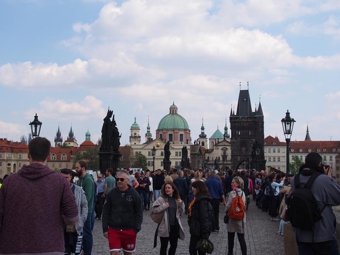 【チェコ02】中世ヨーロッパの雰囲気を色濃く残す世界遺産都市プラハの町歩き (46)
