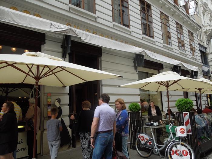 【オーストリア02】ザッハトルテも忘れずに!一日でウィーンの町を観光♪ (8)