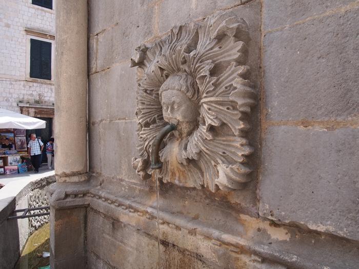 【クロアチア05】アドリア海の真珠!世界遺産の城塞都市ドゥブロヴニク観光Part1 (42)