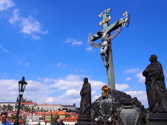 【チェコ02】中世ヨーロッパの雰囲気を色濃く残す世界遺産都市プラハの町歩き (35)