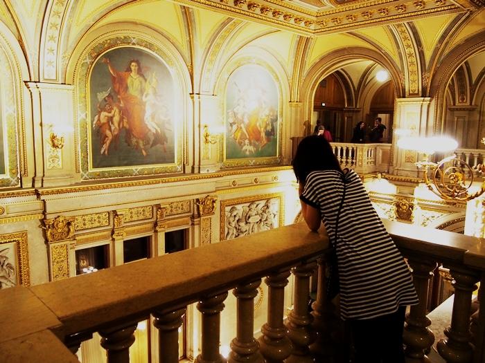 【オーストリア03】「ウィーン国立歌劇場」「Phantastenmuseum Wien」でオペラ鑑賞! (22)