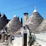 【イタリア02】イタリア上陸!まずはトンガリ屋根の世界遺産アルベロベッロ!