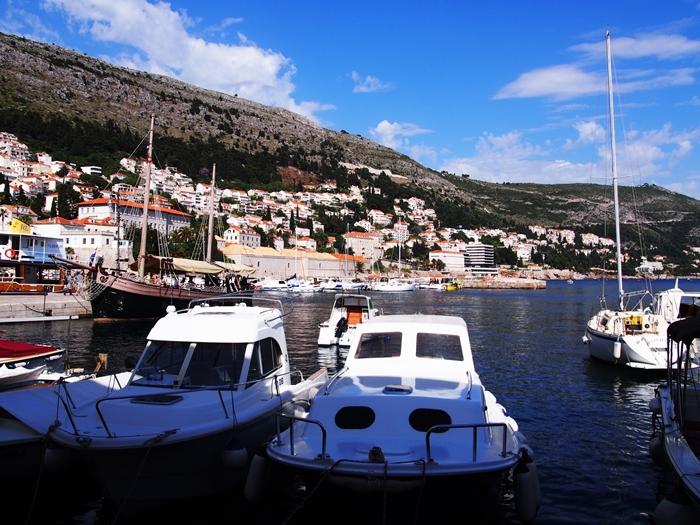 【クロアチア05】アドリア海の真珠!世界遺産の城塞都市ドゥブロヴニク観光Part1 (30)