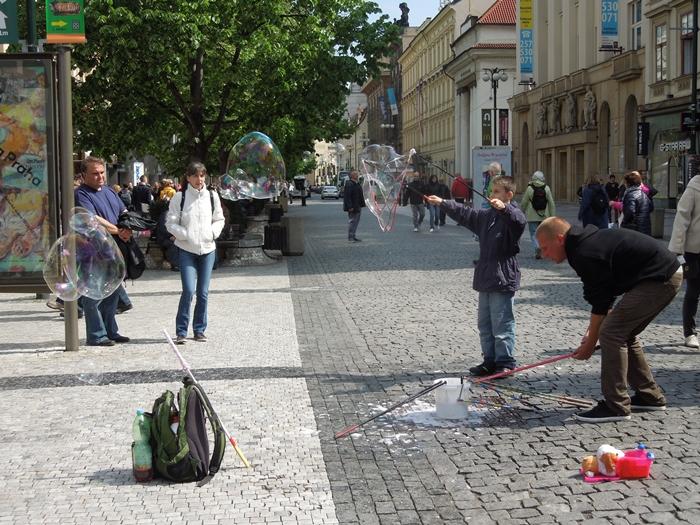 【チェコ02】中世ヨーロッパの雰囲気を色濃く残す世界遺産都市プラハの町歩き (2)
