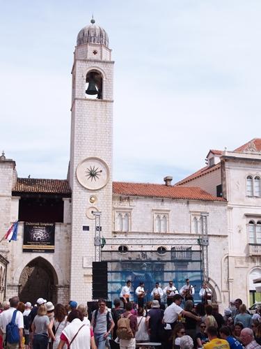 【クロアチア05】アドリア海の真珠!世界遺産の城塞都市ドゥブロヴニク観光Part1 (46)