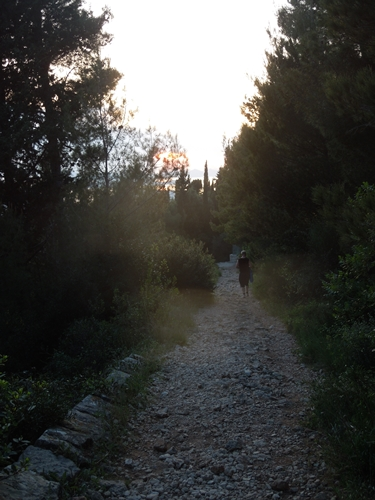 【クロアチア06】青い海とオレンジ色の屋根…ジブリのモデル、ドゥブロヴニク観光2 (7)