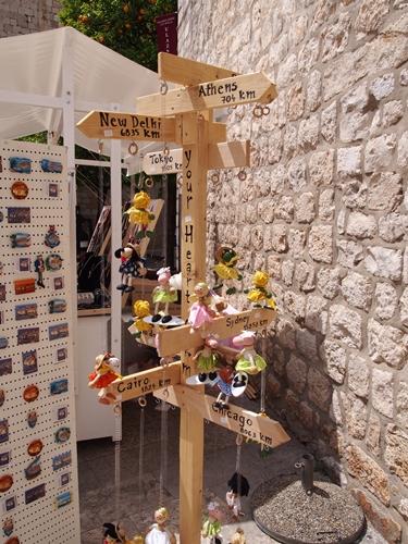 【クロアチア05】アドリア海の真珠!世界遺産の城塞都市ドゥブロヴニク観光Part1 (43)
