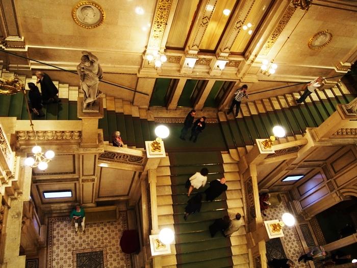 【オーストリア03】「ウィーン国立歌劇場」「Phantastenmuseum Wien」でオペラ鑑賞! (21)