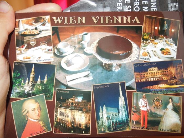 【オーストリア02】ザッハトルテも忘れずに!一日でウィーンの町を観光♪ (7)