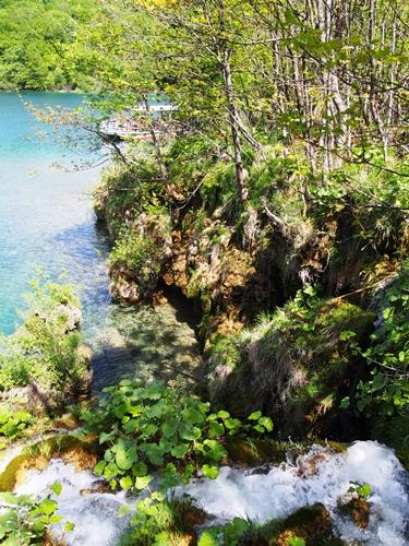 【クロアチア03】青と緑の美しいコントラスト。。世界遺産プリトヴィッツェ湖群国立公園 (13)