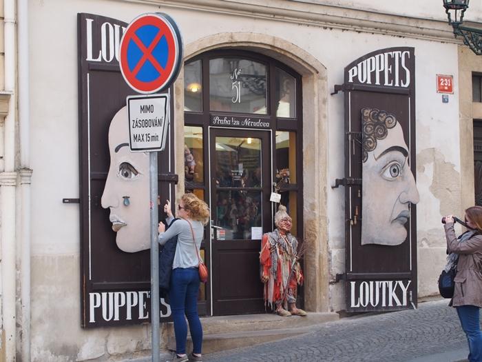 【チェコ02】中世ヨーロッパの雰囲気を色濃く残す世界遺産都市プラハの町歩き (40)