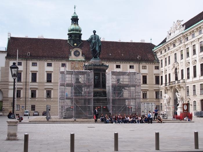【オーストリア02】ザッハトルテも忘れずに!一日でウィーンの町を観光♪ (32)