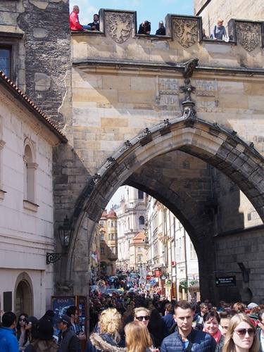 【チェコ02】中世ヨーロッパの雰囲気を色濃く残す世界遺産都市プラハの町歩き (57)