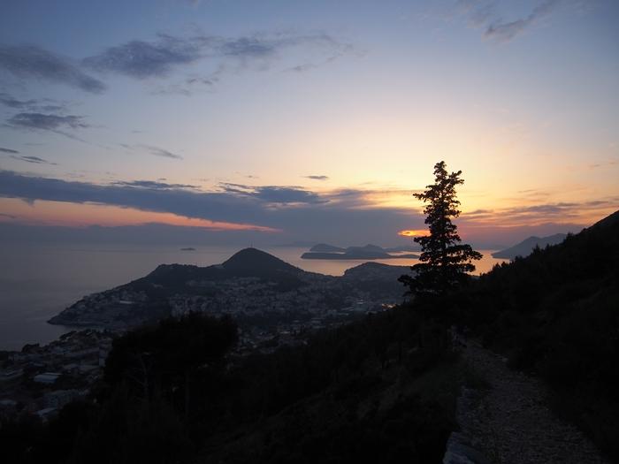 【クロアチア06】青い海とオレンジ色の屋根…ジブリのモデル、ドゥブロヴニク観光2 (16)