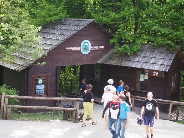 【クロアチア03】青と緑の美しいコントラスト。。世界遺産プリトヴィッツェ湖群国立公園 (30)
