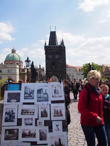 【チェコ02】中世ヨーロッパの雰囲気を色濃く残す世界遺産都市プラハの町歩き (56)