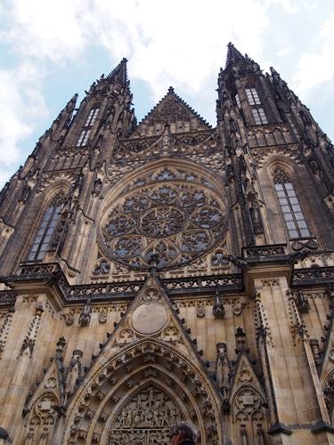 【チェコ02】中世ヨーロッパの雰囲気を色濃く残す世界遺産都市プラハの町歩き (58)