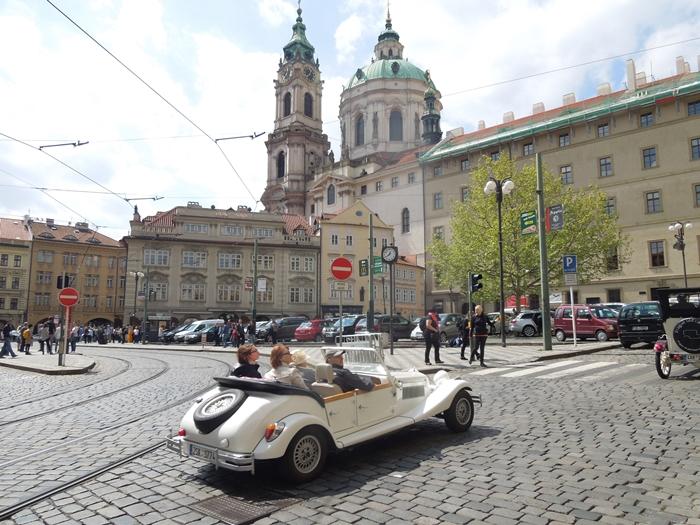 【チェコ02】中世ヨーロッパの雰囲気を色濃く残す世界遺産都市プラハの町歩き (12)