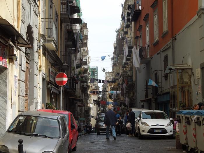 20【イタリア07】スカッパナポリでお土産探し♪
