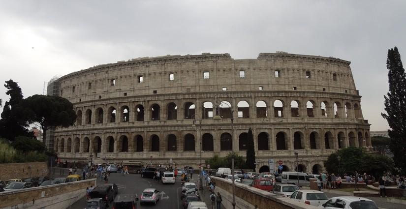 【イタリア10】「永遠の都」ローマの町歩き