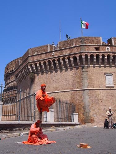 20【イタリア11】世界一小さな国!ヴァチカン市国ってこんなところ♪