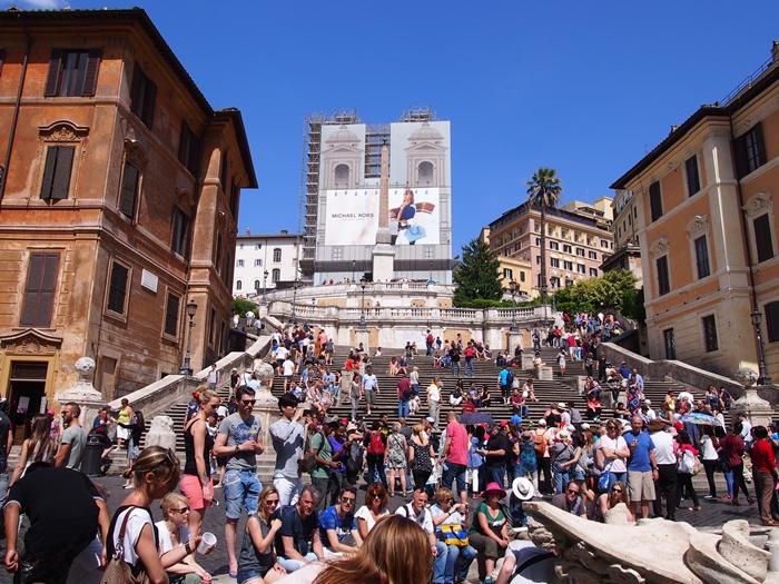 20【イタリア10】「永遠の都」ローマの町歩き
