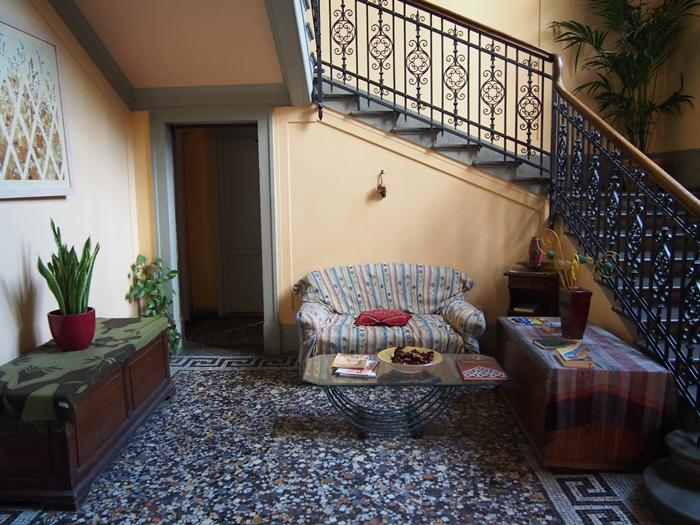 20【イタリア12】ローマからフィレンツェへの移動・宿情報