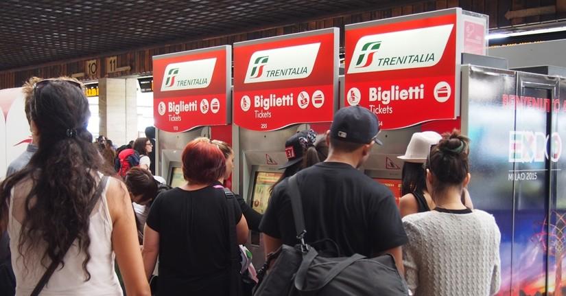 【イタリア11】ローマからフィレンツェへの移動・宿情報