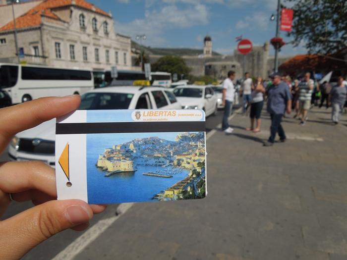 【クロアチア05】アドリア海の真珠!世界遺産の城塞都市ドゥブロヴニク観光Part1 (1)
