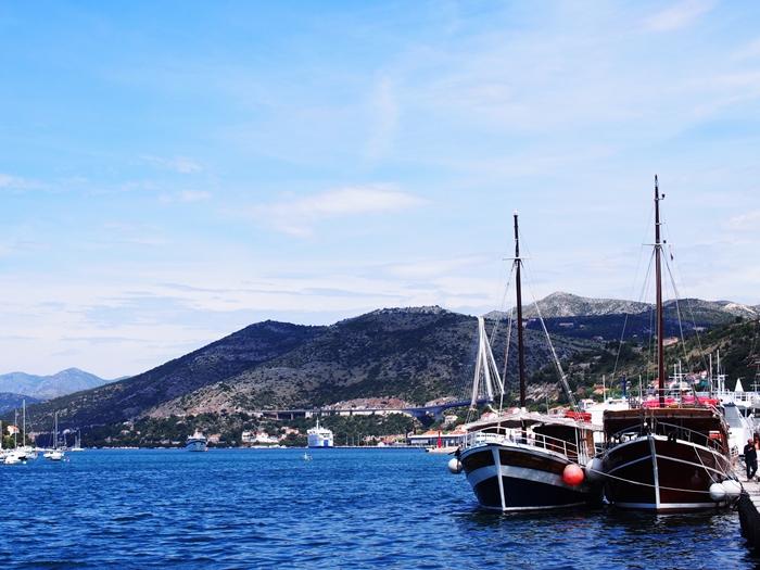 【クロアチア06】青い海とオレンジ色の屋根…ジブリのモデル、ドゥブロヴニク観光2 (24)