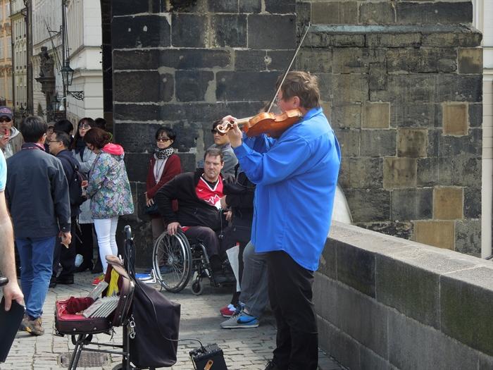 【チェコ02】中世ヨーロッパの雰囲気を色濃く残す世界遺産都市プラハの町歩き (10)