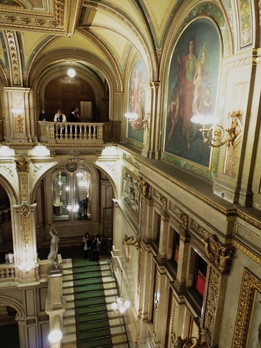 【オーストリア03】「ウィーン国立歌劇場」「Phantastenmuseum Wien」でオペラ鑑賞! (5)