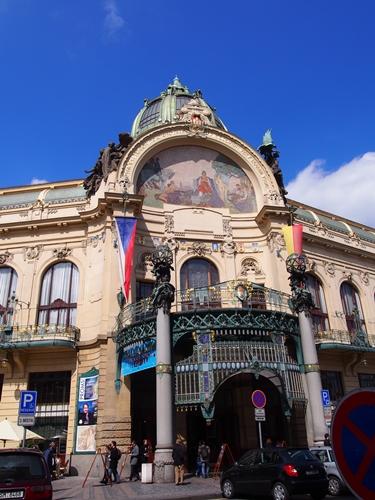 【チェコ02】中世ヨーロッパの雰囲気を色濃く残す世界遺産都市プラハの町歩き (53)