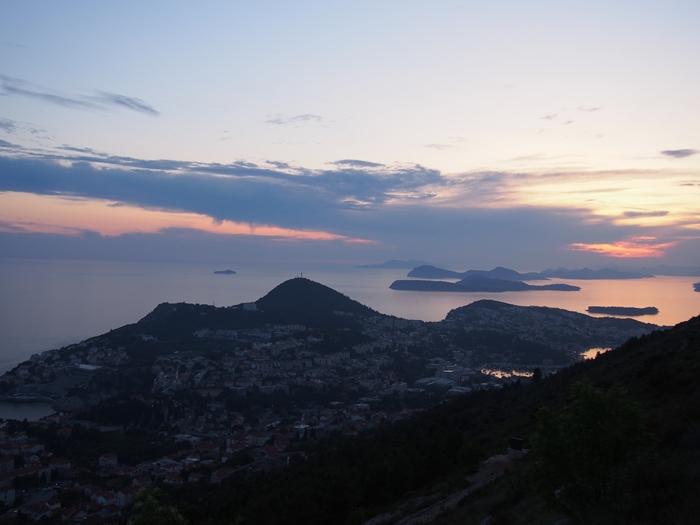 【クロアチア06】青い海とオレンジ色の屋根…ジブリのモデル、ドゥブロヴニク観光2 (17)