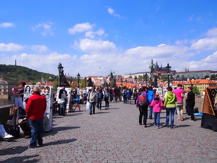 【チェコ02】中世ヨーロッパの雰囲気を色濃く残す世界遺産都市プラハの町歩き (34)