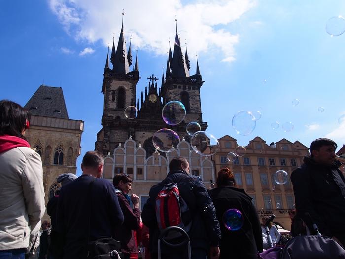 【チェコ02】中世ヨーロッパの雰囲気を色濃く残す世界遺産都市プラハの町歩き (27)