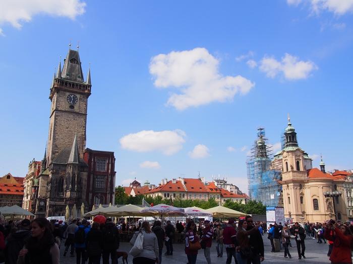 【チェコ02】中世ヨーロッパの雰囲気を色濃く残す世界遺産都市プラハの町歩き (25)