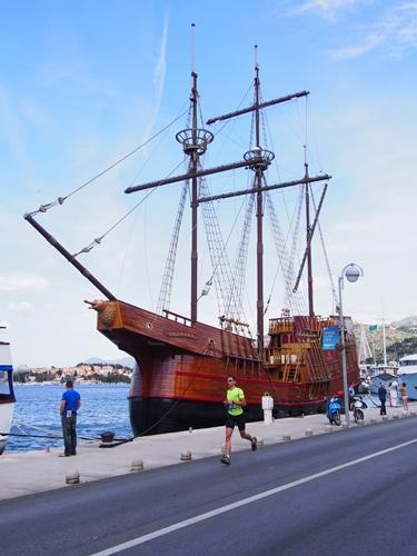 【クロアチア06】青い海とオレンジ色の屋根…ジブリのモデル、ドゥブロヴニク観光2 (22)
