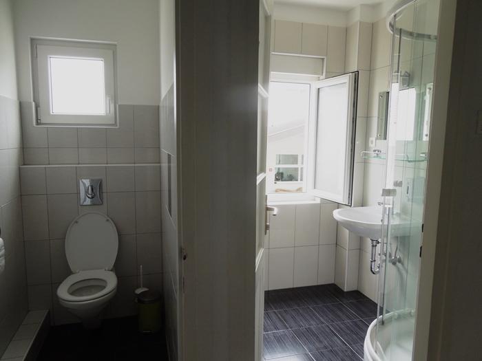 【クロアチア04】ザグレブの安宿「Positiv Hostel」 (5)